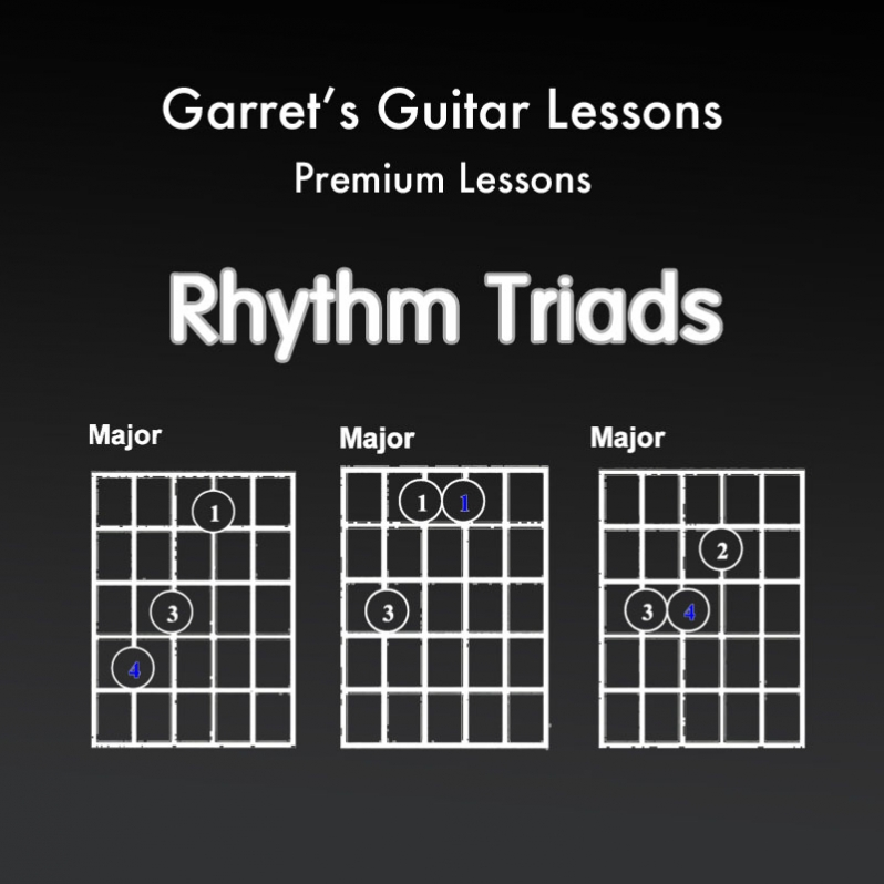 Rhythm Triads