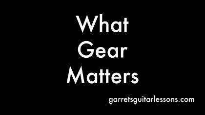 WhatGearMattersBlog
