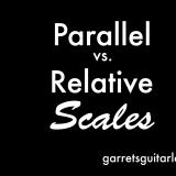 ParallelVSRelativeScales